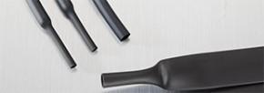 Middelwandige polyolefin krimpkousen