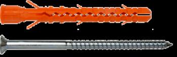 MB-S Nylon raam plug